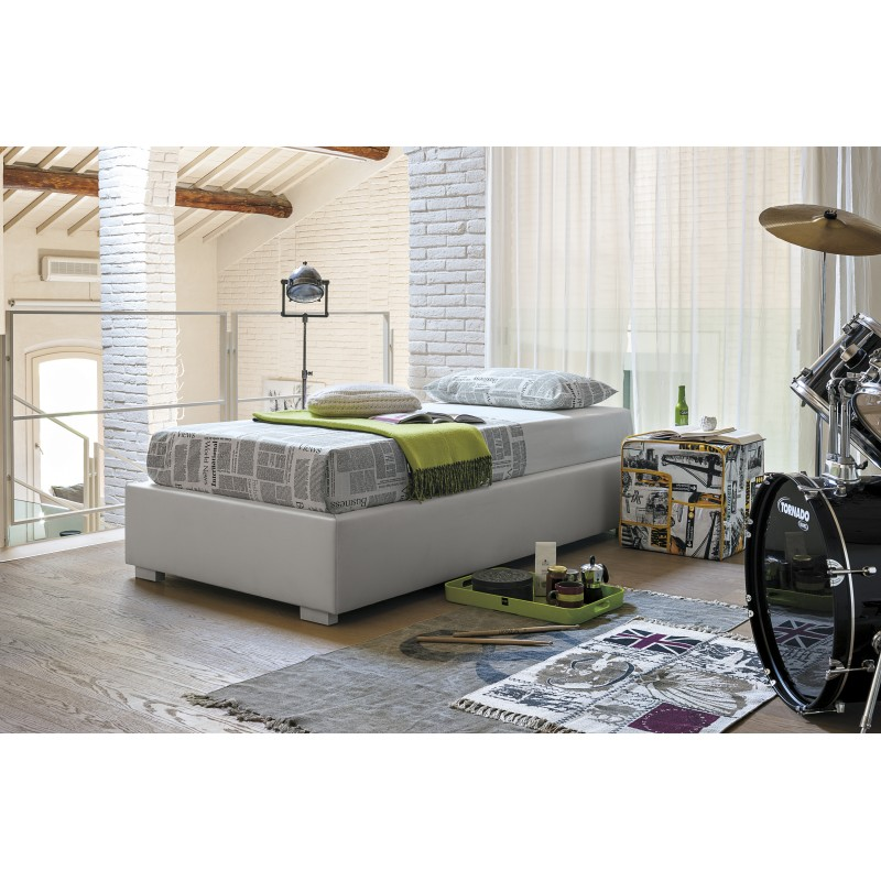 Letto sommier contenitore sommier letto matrimoniale - Letto sommier contenitore ...